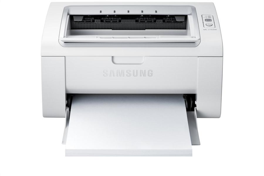Imprimantes Laser Monochrome ML-2165W  2165W Avant ouvert