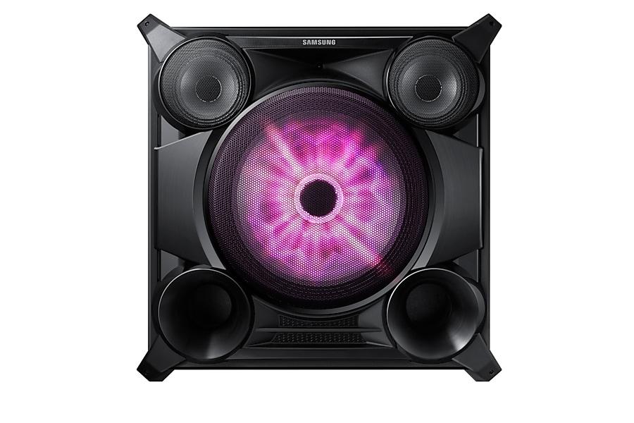 Mini Chaîne Giga Sound 2300W RMS, CD, Bluetooth, USB - MX-HS8000