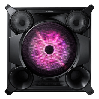MX-HS8000 Mini Cha&icirc;ne Giga Sound 2300W RMS, CD, Bluetooth, USB - MX-HS8000<br/>