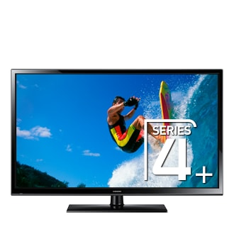 PS43F4500, TV Plasma 43'', HD TV