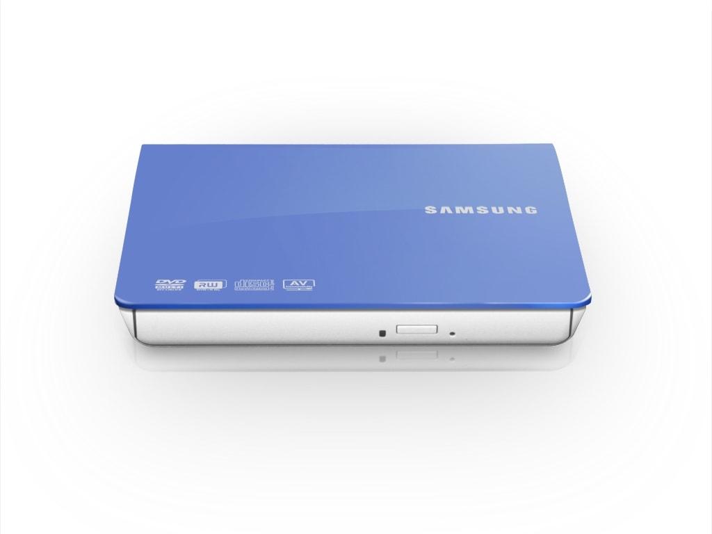 Graveur DVD Slim - SE-208DB