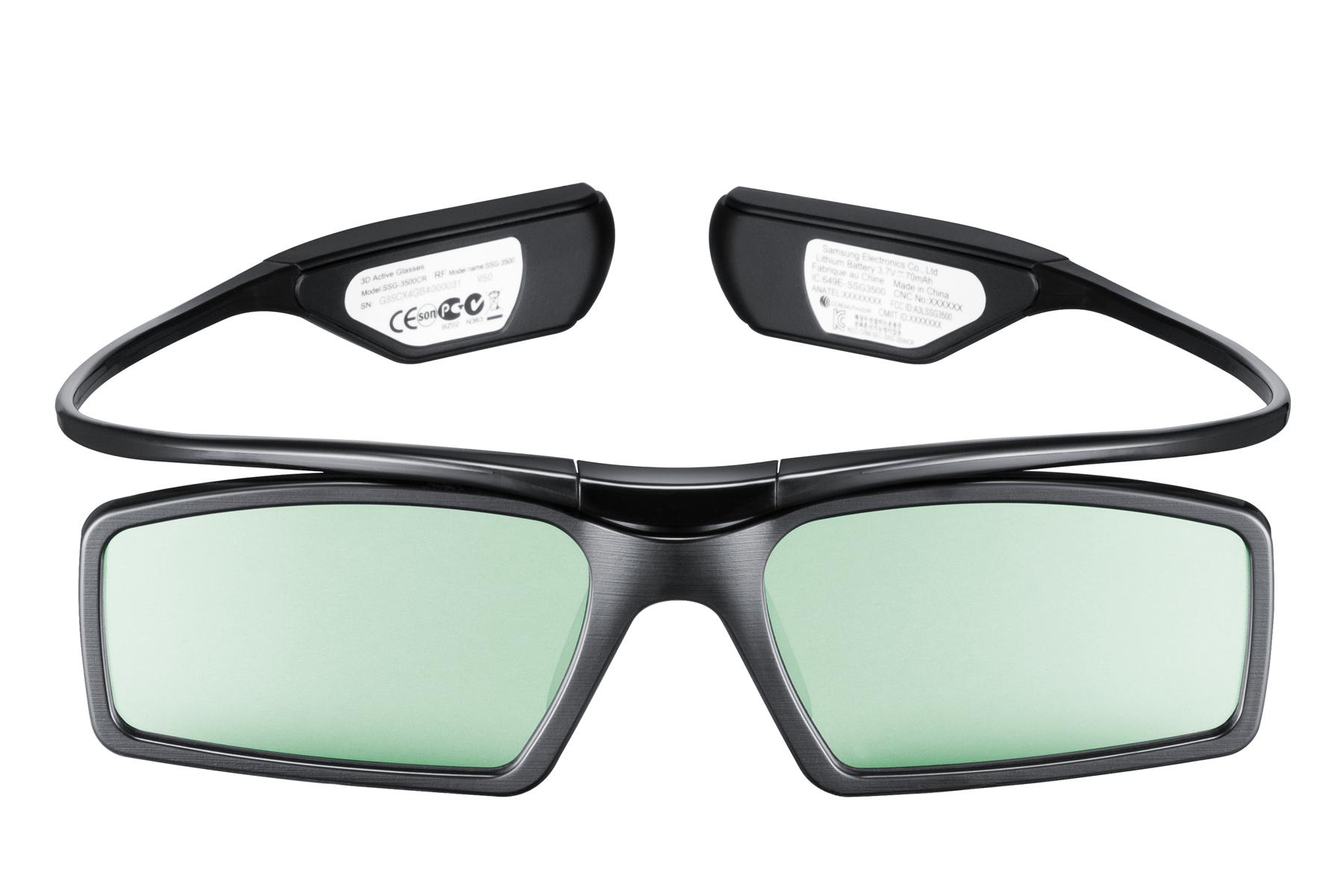 SSG-3500CR, lunette 3D