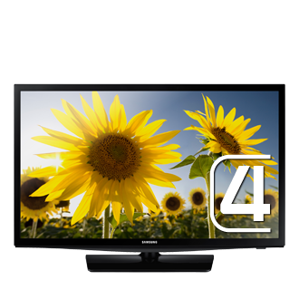 UE24H4003AW TV LED 24&rsquo;', HD, 100Hz CMR - UE24H4003<br/><br/>