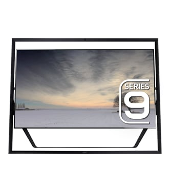 TV LED 85'', UHD/4K, Smart TV, 3D, 1000Hz CMR - UE85S9