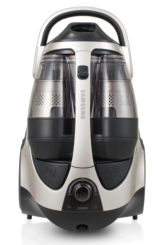 Aspirateur sans sac SC9630 avec brosse Eco Brush, 2200W
