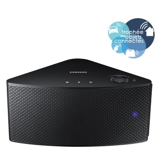 WAM350 Enceinte M3 Noir, Wireless Audio System
