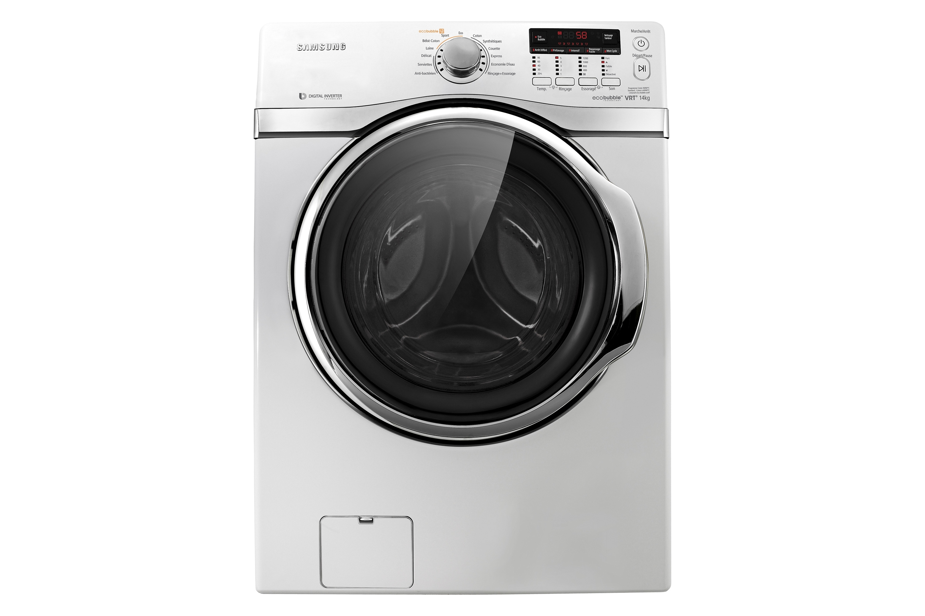 Lave-Linge Grande Capacité 14 kg  Eco Bubble™ & Digital Inverter™ - WF431ABW
