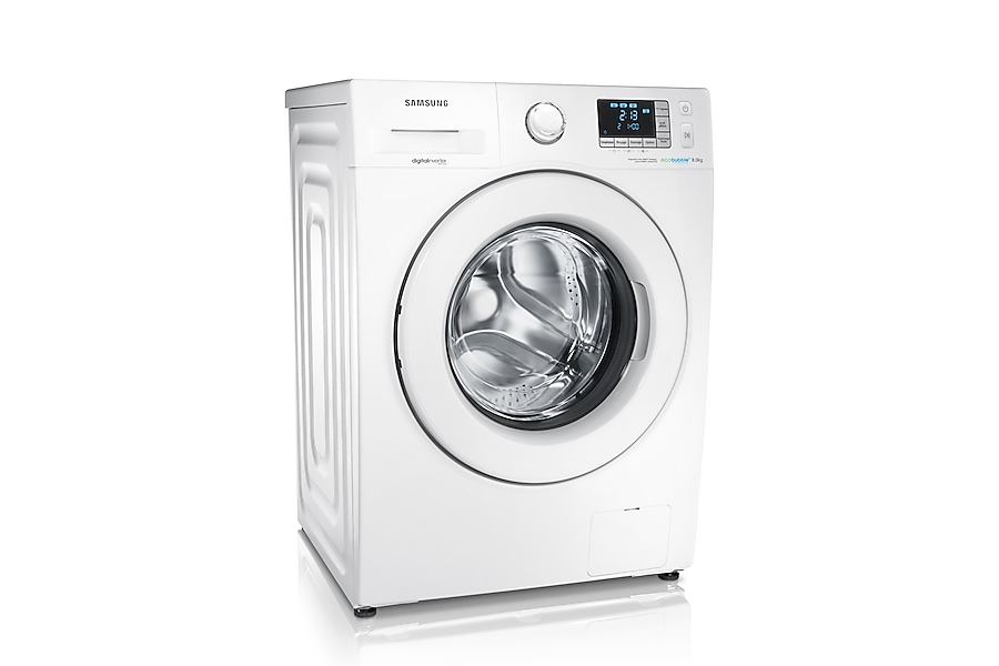 Lave-linge Eco Bubble & moteur Digital Inverter, 8kg - WF80F5E3U4W