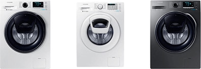 a image of AddWash™ washer range