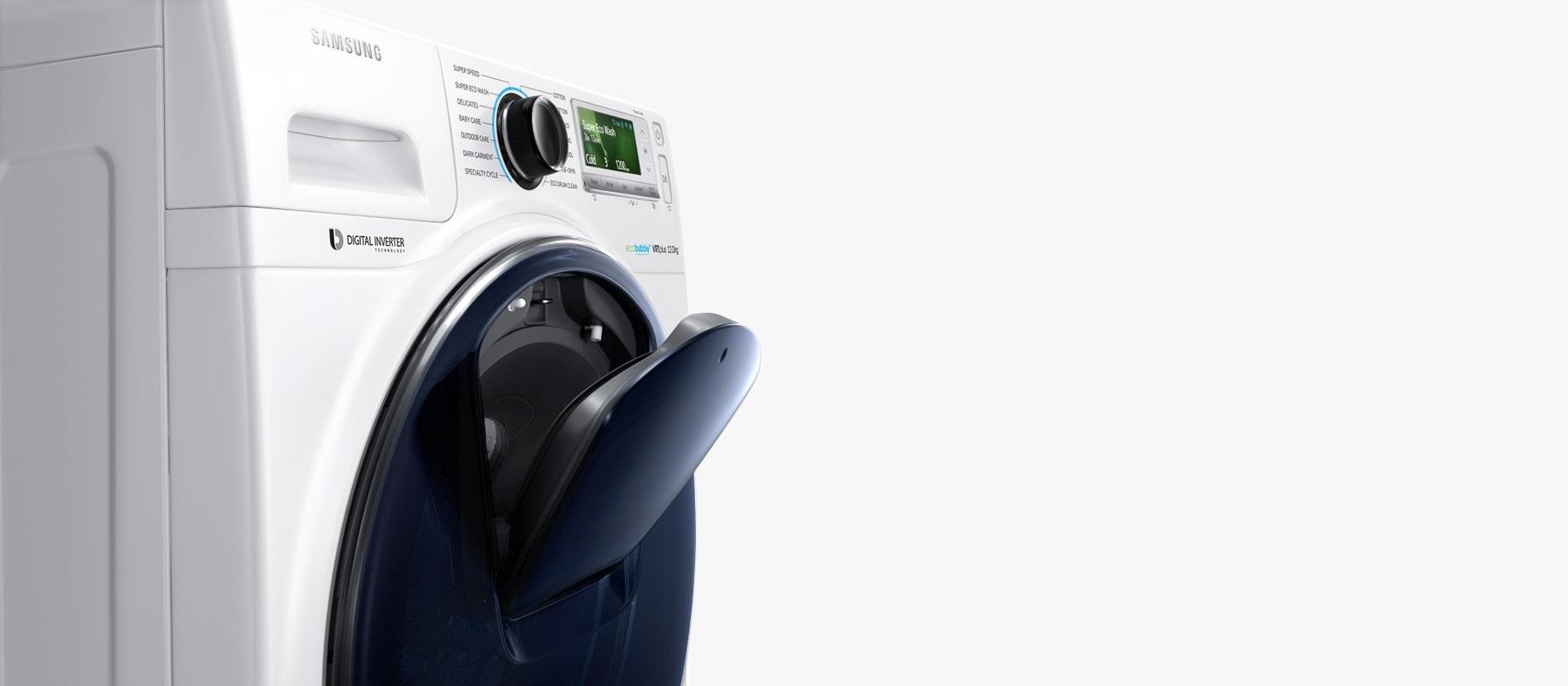Samsung Ha Addwash Ecobubble Washing Machine Samsung Uk