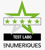 Logotyp för Les Numeriques