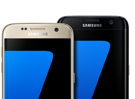 galaxy s7 with galaxy s7 edge