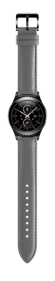 Gear S2 with classic band 1