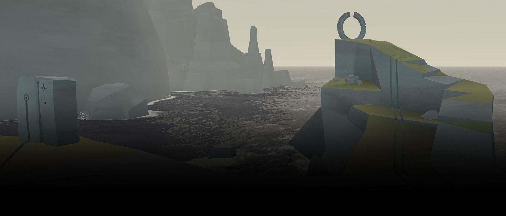 Example image 4 of Gear VR game LAND'S END