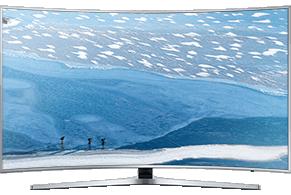UHD TV Image