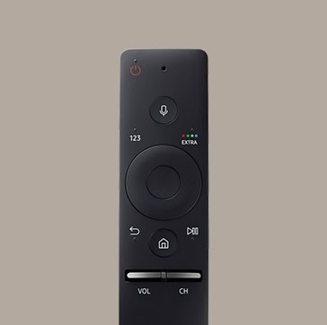 see large image of front image of remote controller.