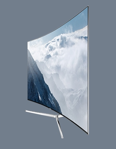 see large image of right perspective angle of TV.