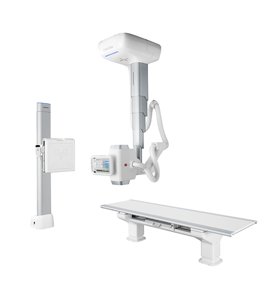 Ceiling Digital X-ray GC85A