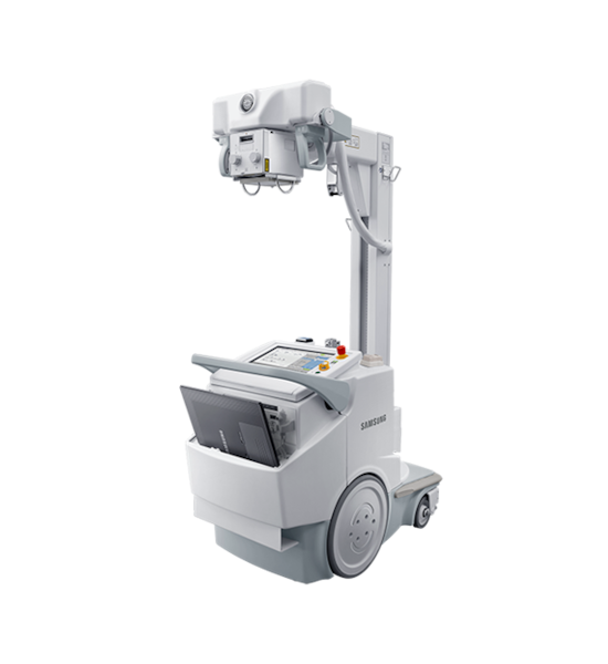 Mobile Digital X-ray GM60A