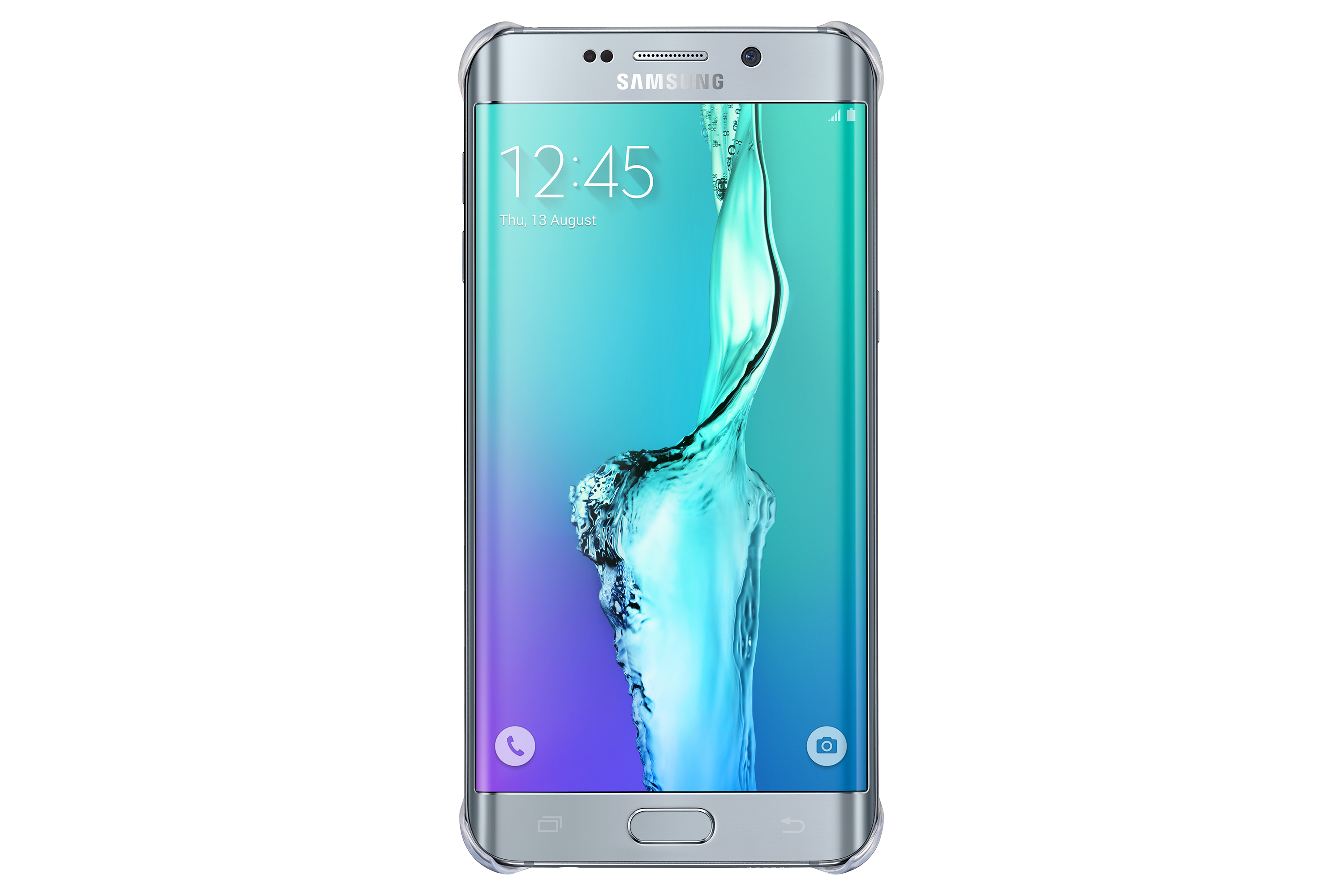 Galaxy S6 edge+ Clear Cover