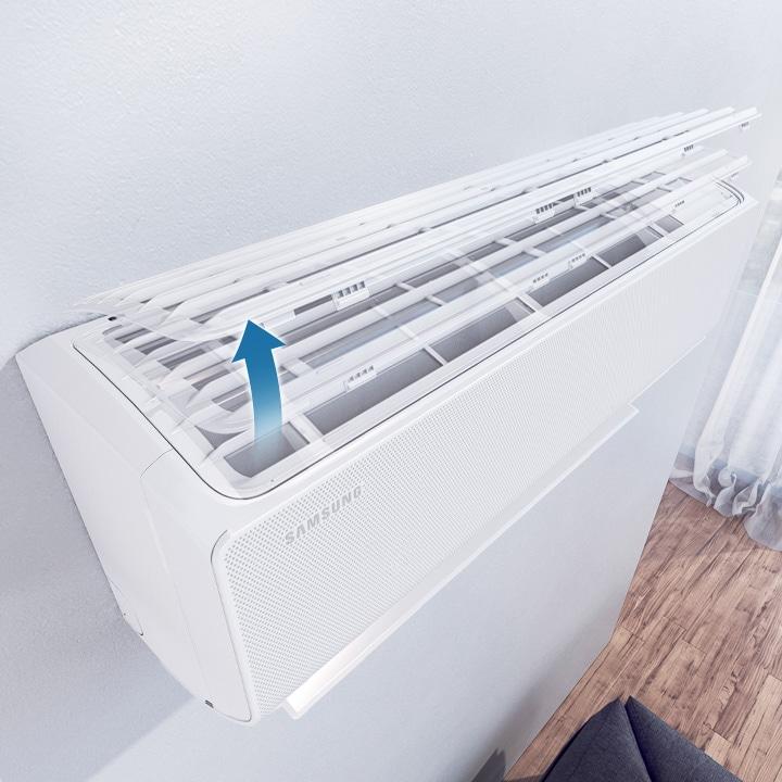 Αντιβακτηριακό φίλτρο με εύκολο καθαρισμό