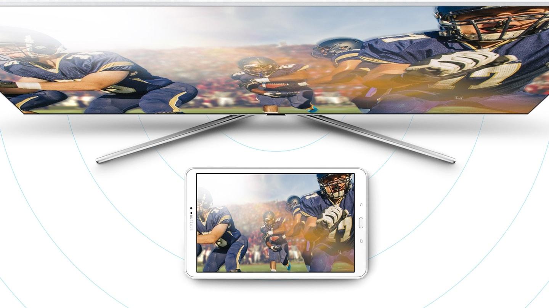 Η τηλεόραση και το tablet γίνονται ένα