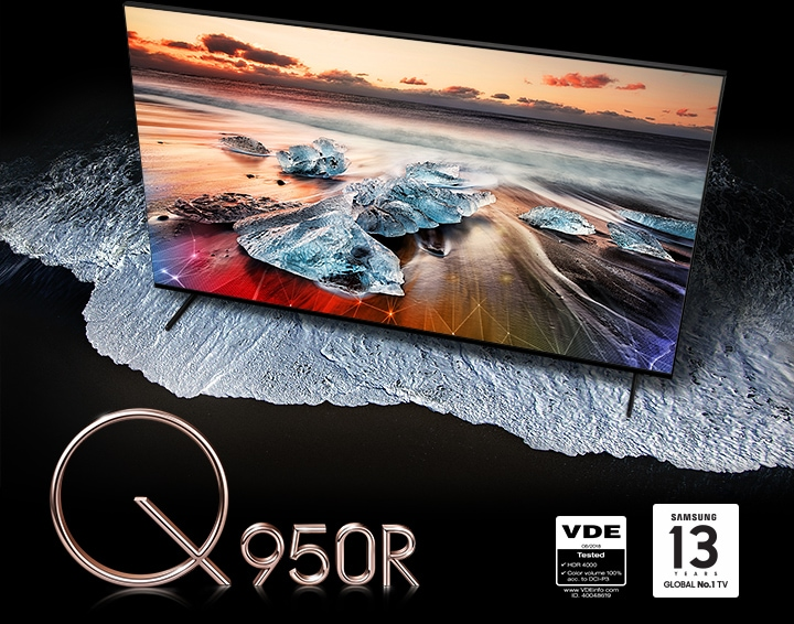 QLED 8K<br> Perfect reality