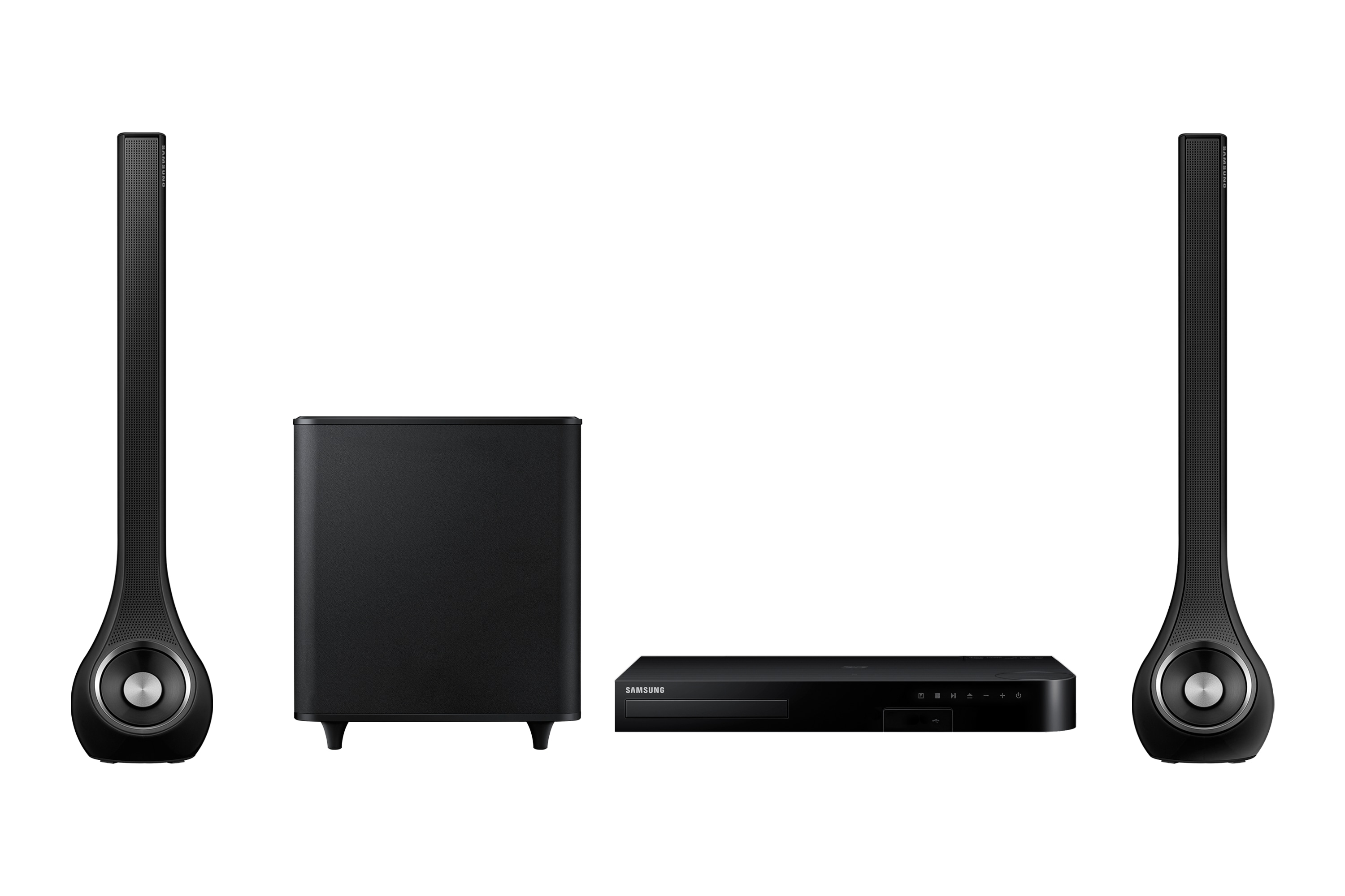 500 W 2,1Ch Blu-ray Home Entertainment System HS5200