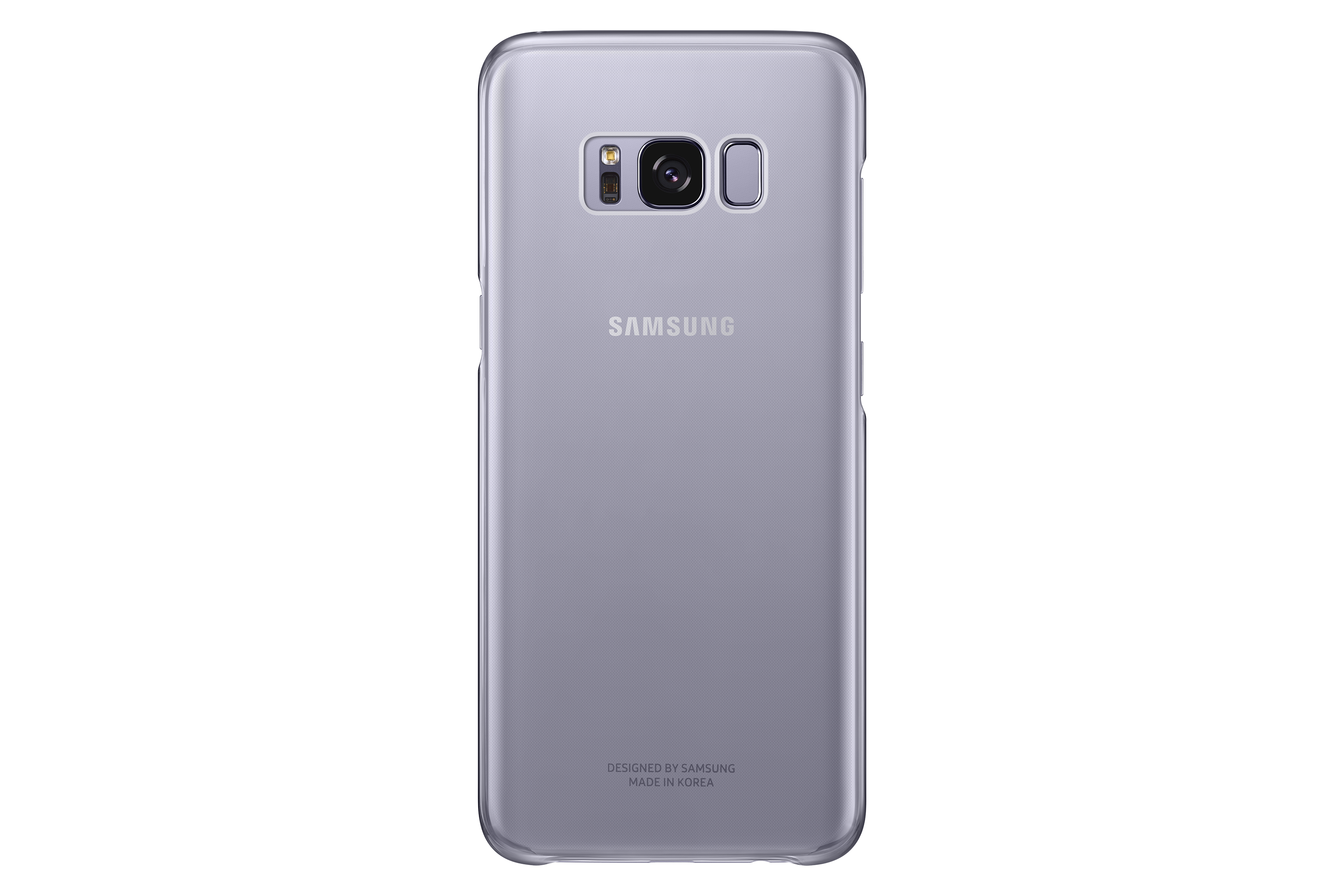 S8 Clear Cover
