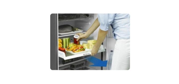 Rt22farad 2 Door Refrigerator 234l Sp Sh Titanium Silver Sa Sh