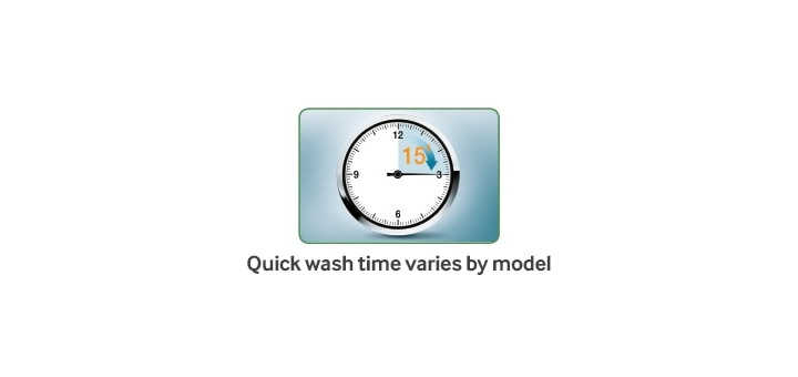 Quick Timed Wash