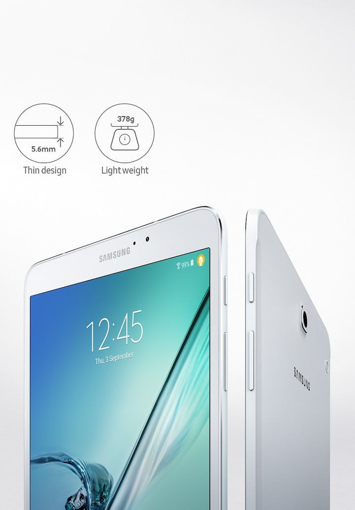 Galaxy Tab S2 9 7 Wi Fi Sm T813nzdetgy Samsung Hong Kong