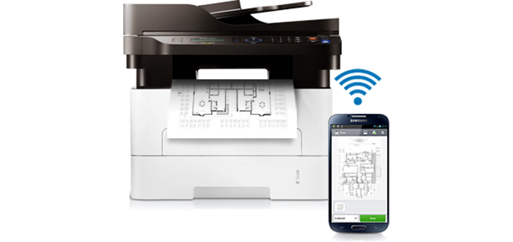 Print Wirelessly Share Anytime