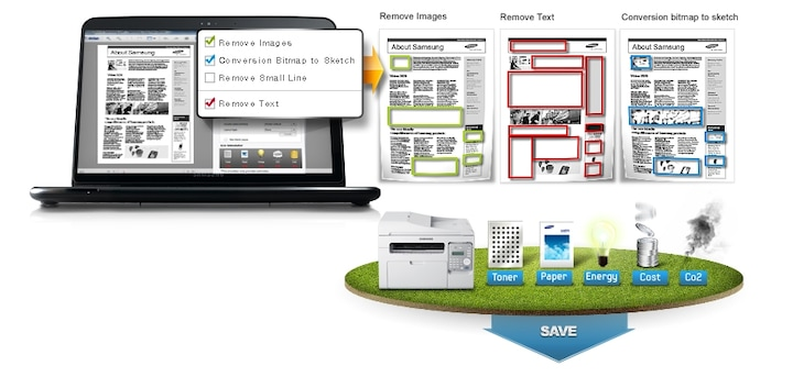 Optimise your printing with Easy Eco Driver