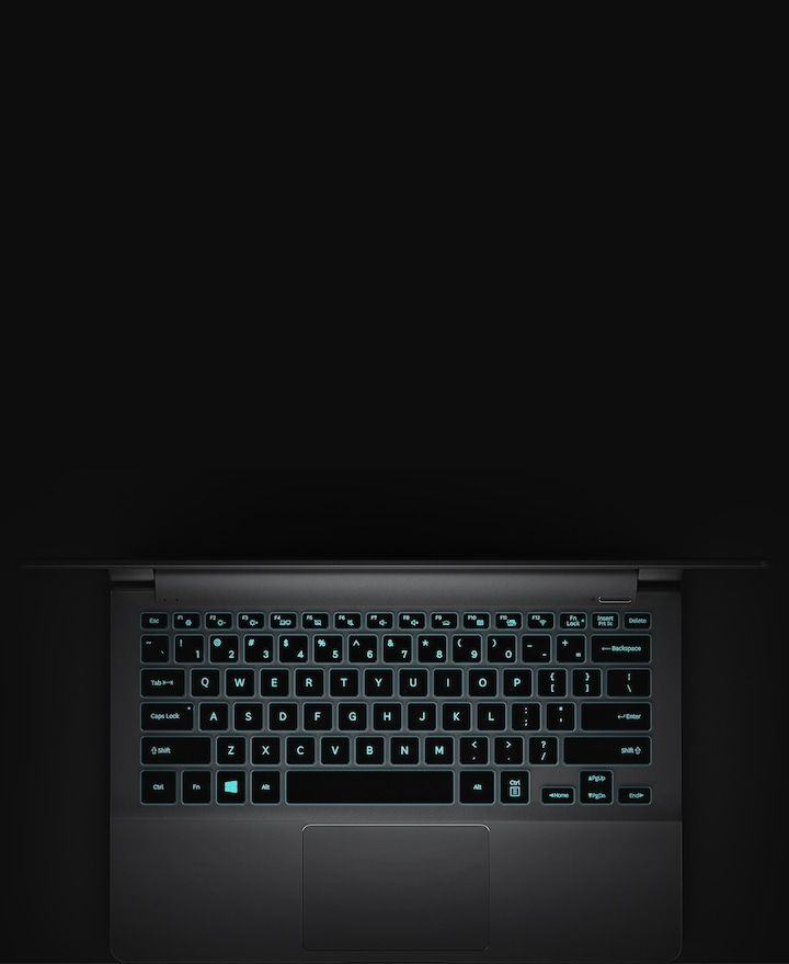 Practical Backlit Keyboard
