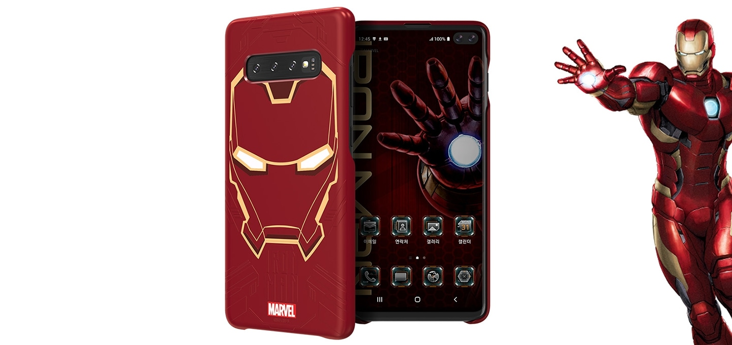 Meet the MARVEL edition at Galaxy Friends!