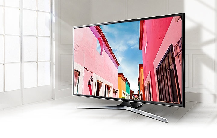 The real 4K UHD TV