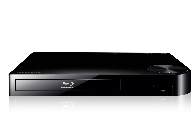 BD-F5100 Front black
