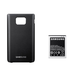 GALAXY S II High Capacity Battery with Battery Cover