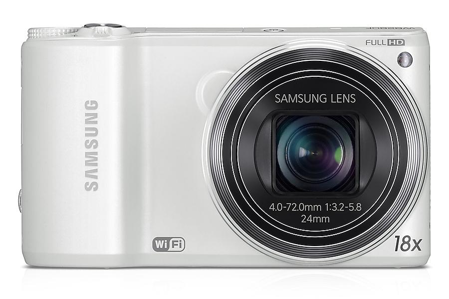SAMSUNG WB280F Front WHITE