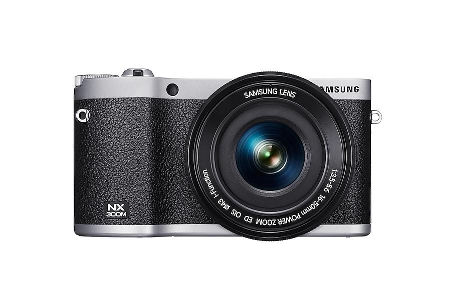NX300M Front_16-50mmPZ black