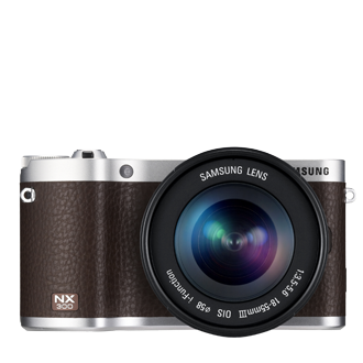 NX300 body BROWN