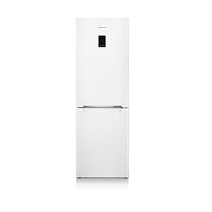 RB29FERNC 2 door Refrigerator 286L Snow White / Charcoal Inox