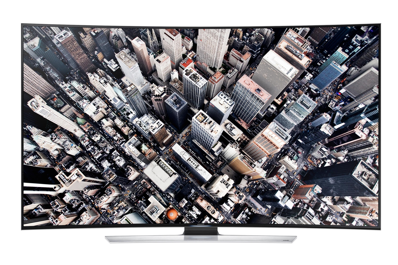 "UHD 4K Curved Smart TV Series 9 (55"" HU9800)"