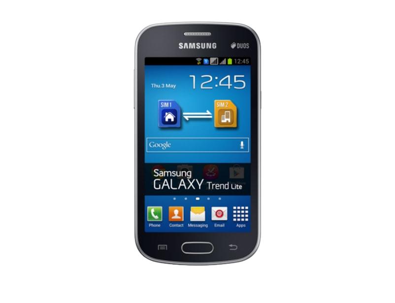 Galaxy trend lite gt s7392mkatgy - Smartphone samsung galaxy trend lite blanc ...