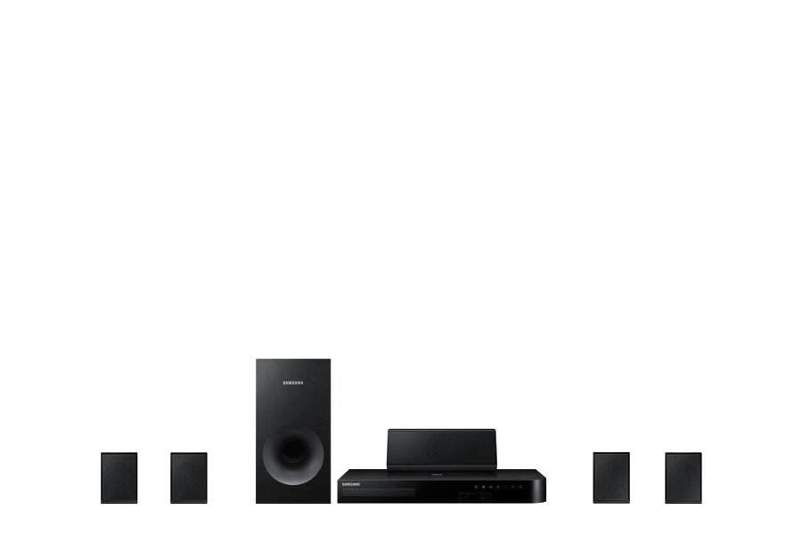 Blu-ray Home Theater Set HT-H5500K