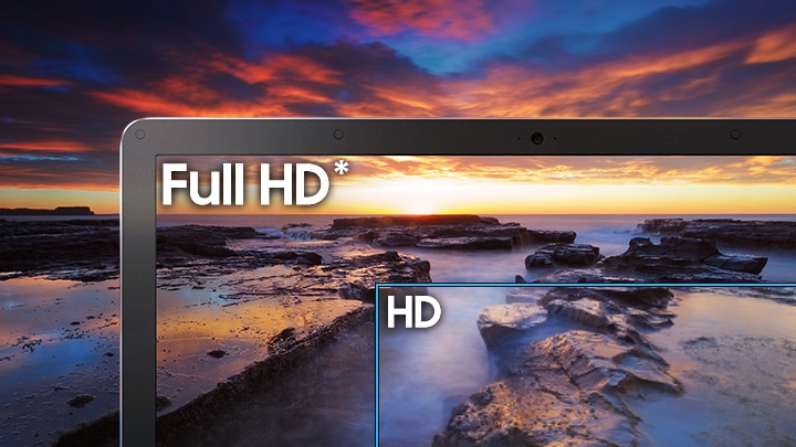 Vivid Full HD Viewing Experience