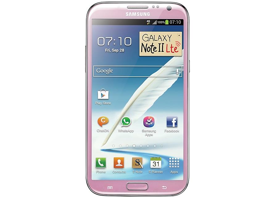 GALAXY Note II LTE   GT-N7105TADTGY   Samsung Hong Kong