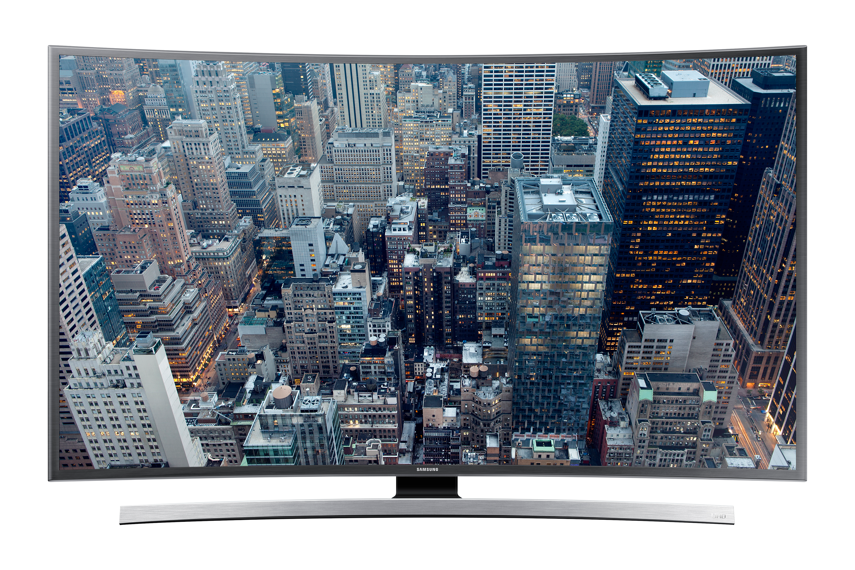 "55"" UHD 4K Curved Smart TV JU6800 Series 6"