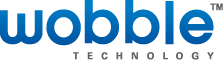 Logo Wobble technology